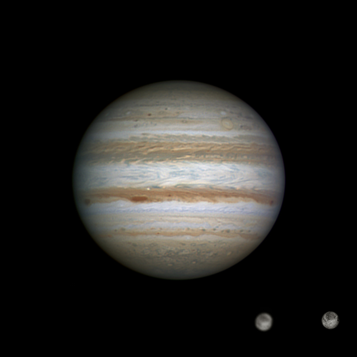 Jupiter Amateur telescope