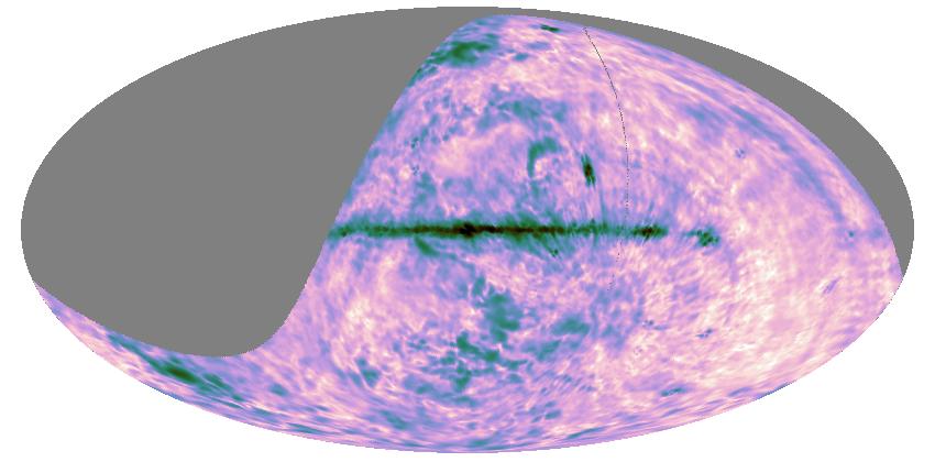 image Colloquium (20 June 2019): Tracing Galactic magnetic fields with diffuse radio polarisation