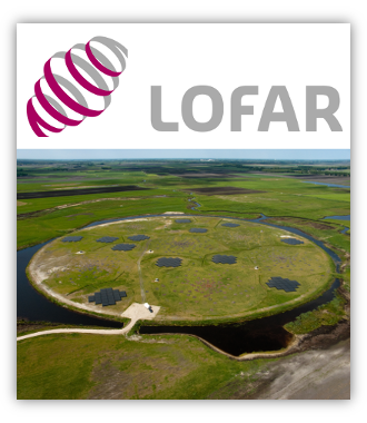 The superterp at Exloo, core of LOFAR